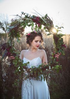 Rosie Windsor Photography takes us behind the scenes of this enchanting wedding shoot in the Cotswold woodland Whimsical Wedding Flowers, Woodland Theme Wedding, Woodland Wedding Inspiration, Woodland Flowers, Floral Wedding, Wedding Themes, Wedding Ideas, Wedding Sand, Wedding Shoot