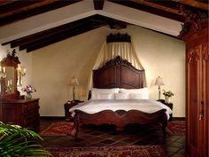 Mexican Haciendas | Hacienda San Angel : Condé Nast Traveler