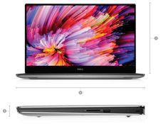 "Dell XPS 15.6"" FHD IPS i7-7700HQ 8GB DDR4 256GB PCIe SSD GTX 1050 4GB WiFi AC Thunderbolt 3 Win10H @ $123..."