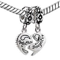 Love this mother daughter charm for the girls!
