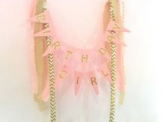 Hey, I found this really awesome Etsy listing at https://www.etsy.com/listing/237499926/pink-and-gold-birthday-cake-bunting