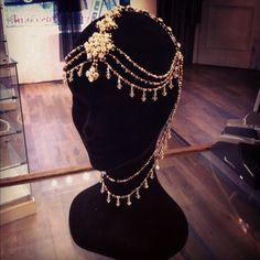 Rene Walrus, new Arabian Nights Headdress.