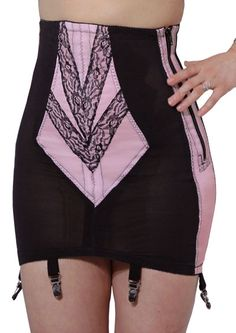 c3fa4b82037 RAGO Style 1294 - Open Bottom Girdle Extra Firm Shaping