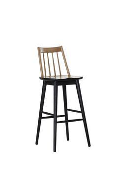 ÇUBUKLU Bar Sandalyesi / Bar Stool