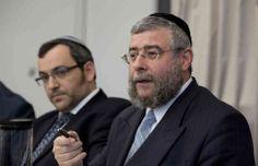 """Rabinos de Europa: """"España debe disculparse ante los judíos"""" - Internacionales, Noticias - Diario Judío México"""