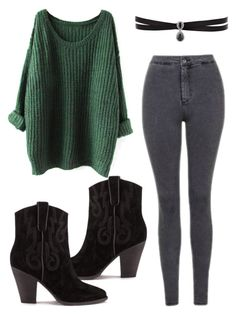 """""""Untitled #514"""" by pandasdream ❤ liked on Polyvore featuring Topshop and Fallon"""