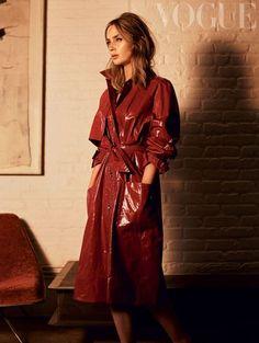 Emily Blunt First Real Issue British Vogue | British Vogue