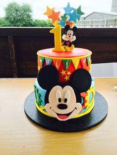 Torta de mickey