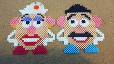 Toy Story hama beads by cosmichelen