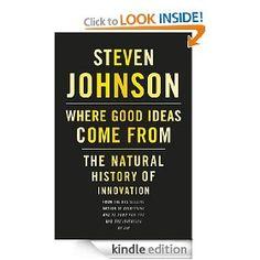 Viete v akom prostredí vznikajú najlepšie nápady? Ak chcete čokoľvek pochopiť, zaraďte si veci do kontextu. Toto robí Johnson s inovatívnymi ideami, situáciami a prostrediami, v ktorých vznikli. Knižka písaná z long zoom perspektívy vďaka čomu sa dozviete kopec super príbehov a vystúpia zaujímavé insighty. Úžasná kniha. Pozrite trailer tu: https://www.youtube.com/watch?feature=player_embedded=NugRZGDbPFU
