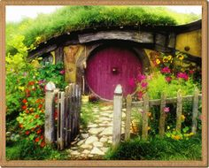 I will live in the shire one day. It must happen