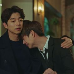"Such a touching moment.  I cried with him.   ""Goblin"" Guardian- Ep 12 #newkdrama #kdrama"