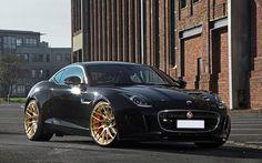 Jaguar F type tuning