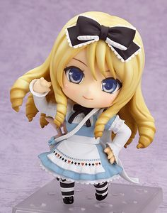 Alice Lolita Style Nendoroid 2,640 JPY, release date May 2013