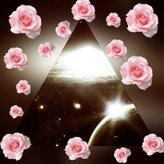 To the end of the galaxy #galaxy#flowers#edits#art#gettrippy#trippy#trippyart#art#trippyedits#roses#pink#pinkroses