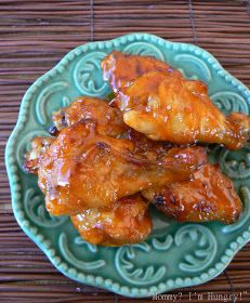 MIH Recipe Blog: Sweet and Spicy Sticky Hot Wings