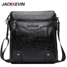 2ee9c08e03 2016 Hot Designer Brand Leather Man bag Of High Quality Retro Messenger Bag  Man Bag Business Casual Handbag-in Crossbody Bags from Luggage   Bags on ...