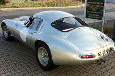 1963 Jaguar E-Type Lightweight Lindner Low Drag