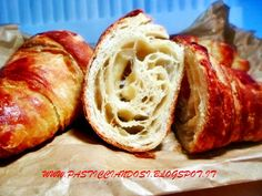PASTICCIANDOSI: Croissant sfogliato del Maestro Luca Montersino