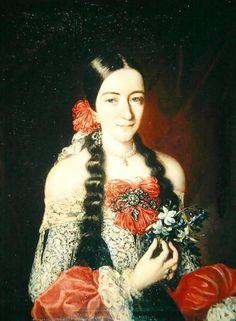 1690-1692 Claudio Coello - Dona Nicolasa Manrique de Mendoza y Velasco