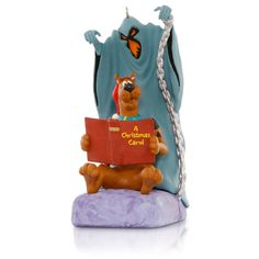 I collect all SCOOBY-DOO ornaments (love this new one) 2015's Scooby Doo A Christmas Scare-ol Ornament