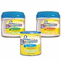 South Suburban Savings: New Coupon:  $3/1 Gerber Graduates Formula