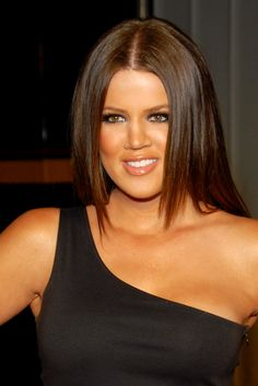 Khloe Kardashian! Seriously.. I don`t care what people say. I think she is beautiful. And I LOVE how honest she is.