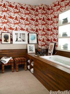 80  Beautiful Designer Bathrooms