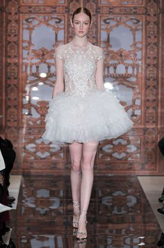 Reem Acra, Fall 2013 - So Fun!
