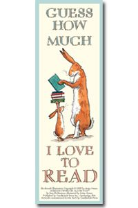 $5.50 Guess How Much Bookmark - Bookmarks - Products for Children - SALE! - ALA Store
