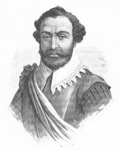 Sir Francis Drake (born on 1540, died in 1596) is today remembered as one of the most famous Privateers that worked for the English Crown. During his active years he fought relentlessly against the Spanish, winning countless battles against their ships and pillaging their harbors.