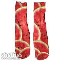Watermelon Foot Gloves – Shelfies