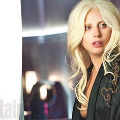 Hot: AHS: Hotel exclusive: See Lady Gagas Countess exposed in new image