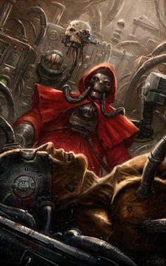 Warhammer 40000,warhammer40000, warhammer40k, warhammer 40k, ваха, сорокотысячник,фэндомы,Adeptus Mechanicus,Mechanicum,Imperium,Империум,techpriest