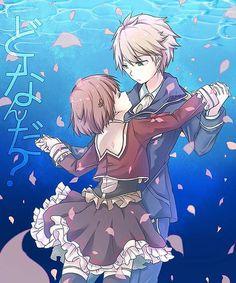By Grimoire Ritsuka - shall we dance? #dancewithdevils #ritsukatachibana #remkaginuki #remarlond