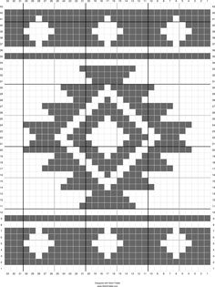 Stitch Fiddle is an online crochet, knitting and cross stitch pattern maker. # k… Stitch Fiddle is an online crochet, knitting and cross stitch pattern maker. # knit crochet design Designing a Cross Stitch Pattern – Craft & Patterns Tapestry Crochet Patterns, Bead Loom Patterns, Weaving Patterns, Craft Patterns, Quilt Patterns, Aztec Patterns, Aztec Designs, Cross Stitch Pattern Maker, Cross Stitch Patterns