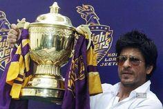 Shah Rukh Khan's IPL journey