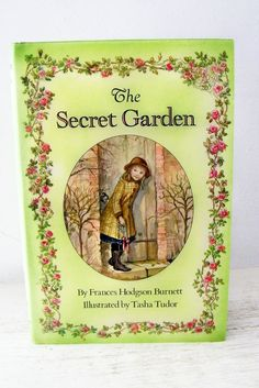 THE SECRET GARDEN illustrated by Tasha Tudor