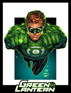 Randy Green Lantern by ravencolors on DeviantArt