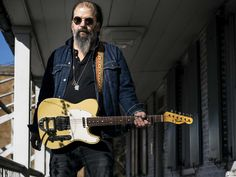 Steve Earle on a Tele Steve Earle, Fender Telecaster, Father And Son, Rock N Roll, Guitar, Rock Roll, Guitars