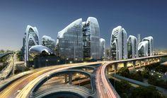 Beijing 2050 - mad
