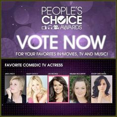 Vote for Lea for people's Choice Award