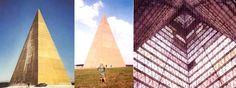 Russian Pyramids - 44 Pyramids built in Russia for scientific purposes  Birth: 1990s Location: Around Russia Architect: Aleksandr Golod