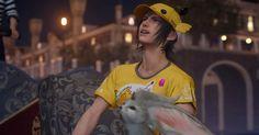 """""""Final Fantasy XV"""" terá carnaval especial a partir da próxima semana - Jogos - http://anoticiadodia.com/final-fantasy-xv-tera-carnaval-especial-a-partir-da-proxima-semana-jogos/"""