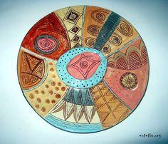 ceramic plate estetia.org