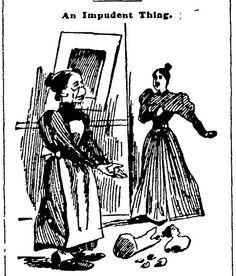 No Irish Need Apply - Impudent Thing - Stevens Point Gazette WI - 12 Jun 1895