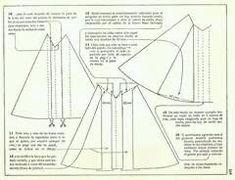 Todo para Crear ... : varios costura Line Chart, Diagram, Patterns, Scrappy Quilts, Picasa, Dressmaking, Create, Sleeves, Block Prints