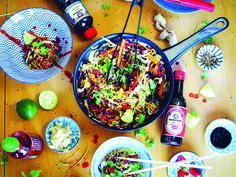 Detox wok | Detox-wokki | Halparuokakirja