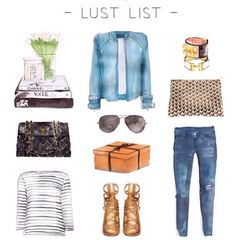 The lust list
