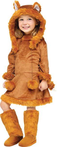 Sweet Fox Toddler 3-4t